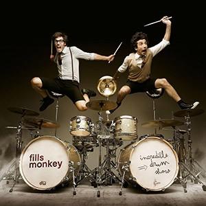 Fills Monkey: Incredible Drum Show